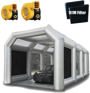 PeaceWin Inflatable Spray Paint Booth Tent