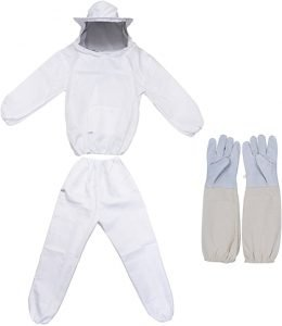 REAMTOP Professional Beekeeper Suit