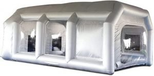 SAYOK Inflatable Spray Paint Booth