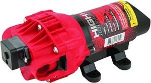 AG SOUTH 5151087 Hi Flo Diaphragm Sprayer Pump