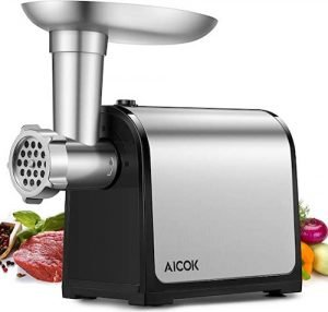 AICOK Electric Meat Grinder and Sausage Stuffer