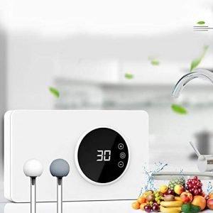DWSFADA Ozone Machine Home Use Vegetable Fruit Sterilizer