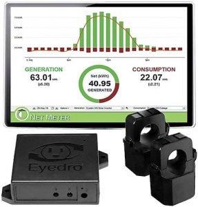 Eyedro Home Solar & Energy Monitor