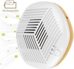 FORTGESCHE Air Purifier Mini Ozone Generator