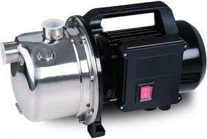 Lanchez Portable Water Transfer Lawn Sprinkler Irrigation Pump