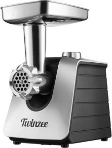 Twinzee Electric Meat Grinder and Sausage Stuffer