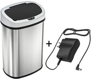 SensorCan Battery-FREE Automatic Sensor Kitchen Trash Can