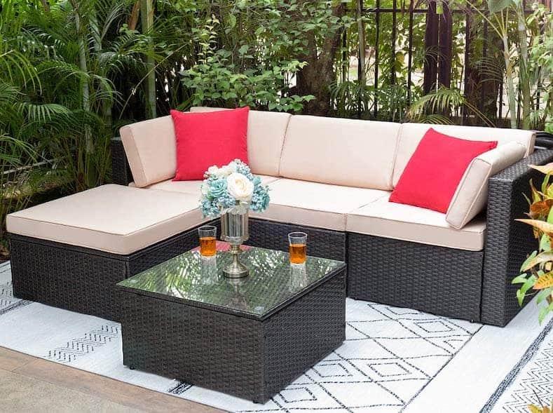 Best Rattan Outdoor Furniture Sets