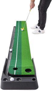 Abco Tech Indoor Golf Putting Green – Portable Mat