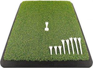 Champkey Premium Turf Golf Hitting Mat