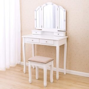 Canvas Vanity Dressing Table