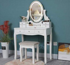 Iwell Vanity Table