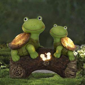 Turtles Figurine Garden Statue