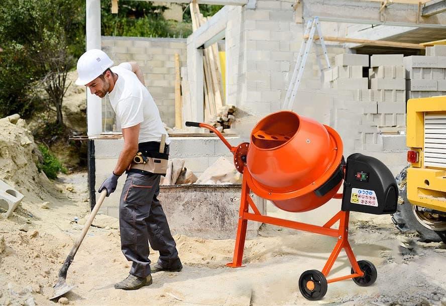 Best Electric Concrete Mixers