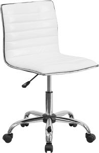 Flash Furniture Low Back Armless Office Chair